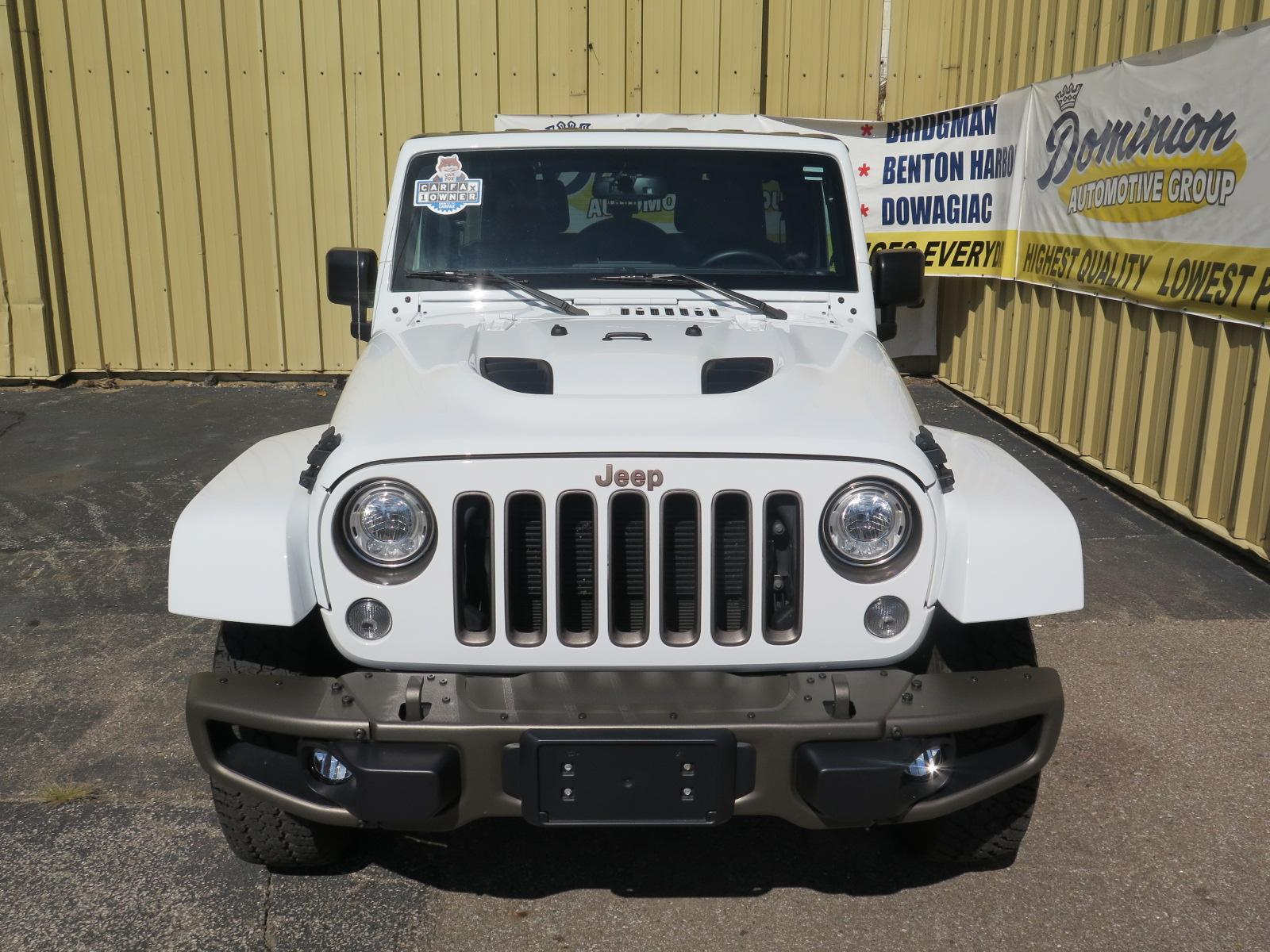 Pre-Owned 2017 Jeep Wrangler Unlimited 75th Anniversary