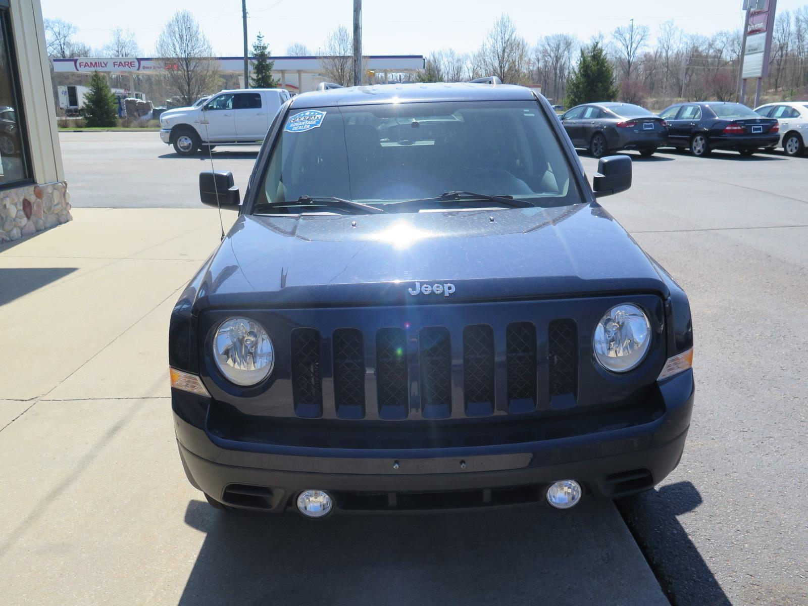 Pre-Owned 2017 Jeep Patriot Sport SE