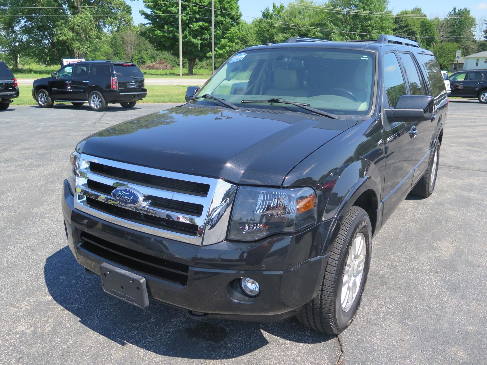 Pre owned 2014 ford expedition el limited