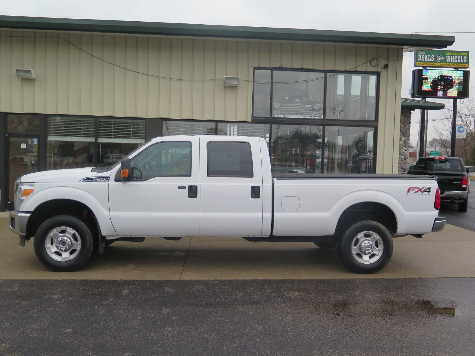Pre-Owned 2012 Ford Super Duty F-350 SRW XLT