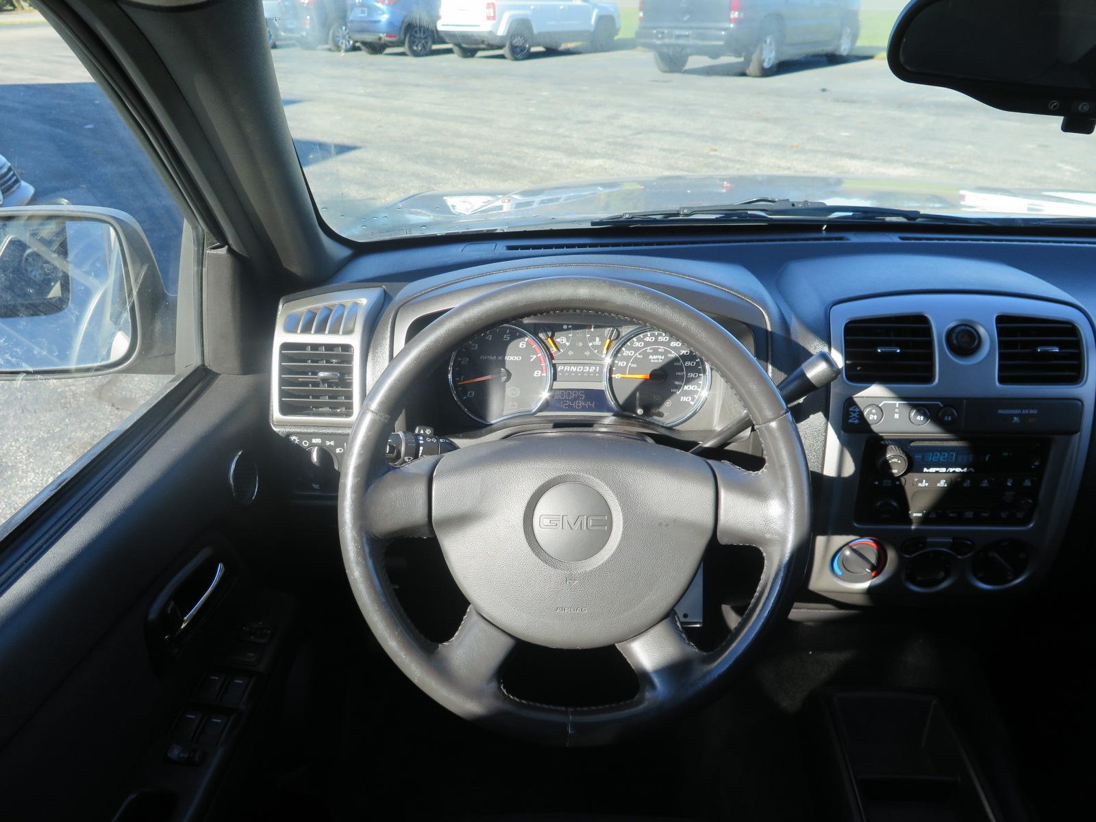Pre-Owned 2008 GMC Canyon SLE2