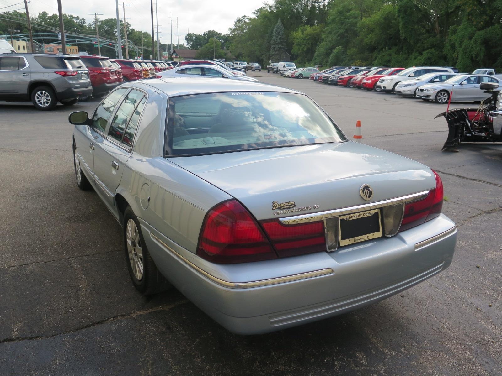 Pre-Owned 2004 Mercury Grand Marquis 4DR SDN GS