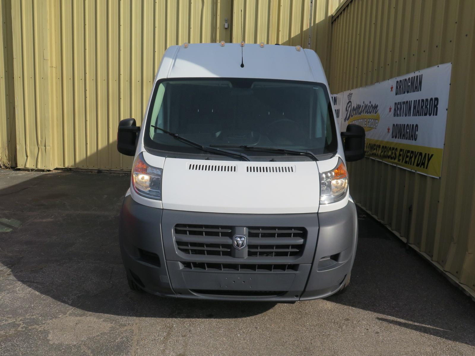Pre-Owned 2014 Ram ProMaster
