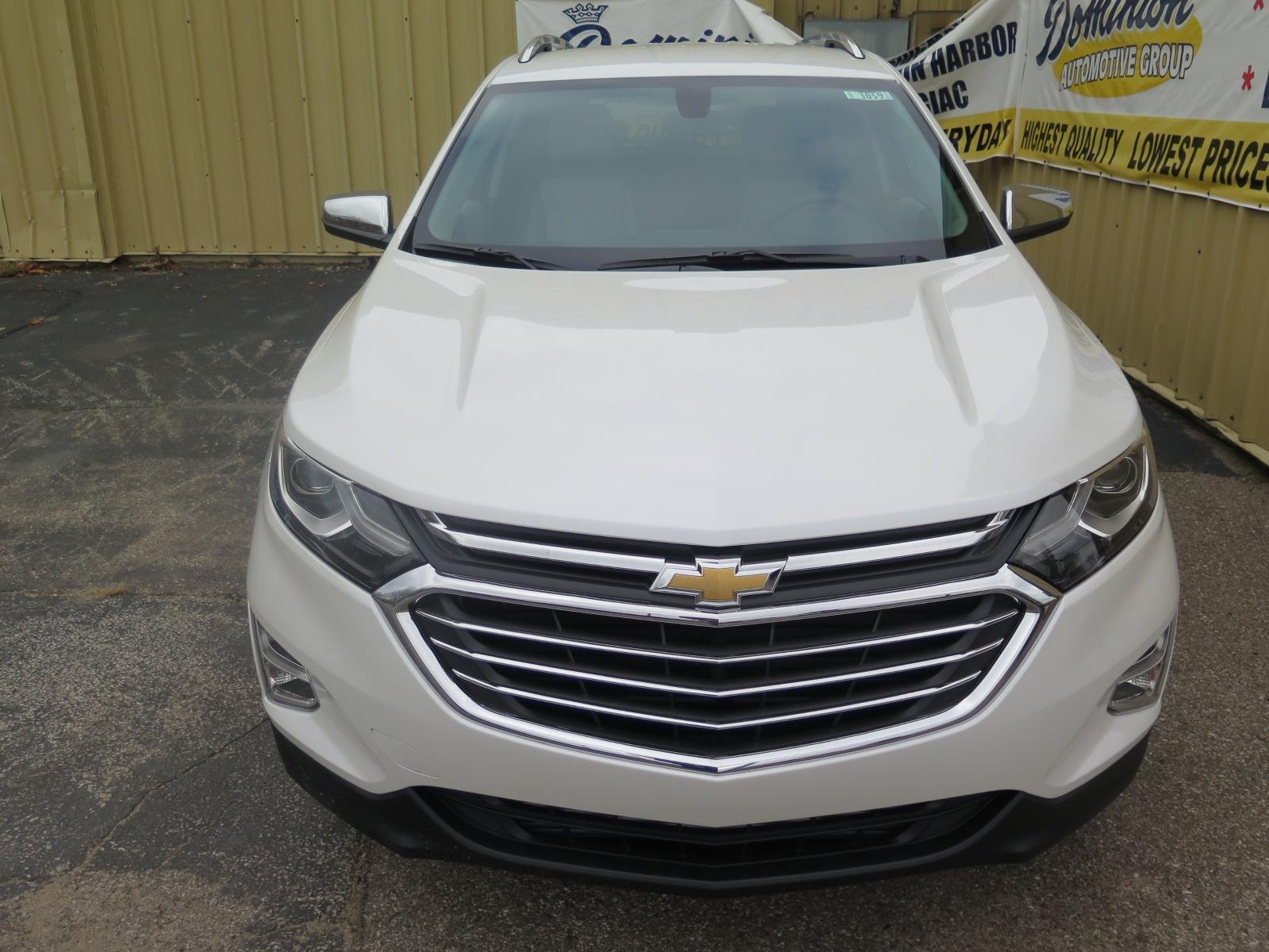 New 2019 Chevrolet Equinox Premier Sport Utility in Bridgman 3040