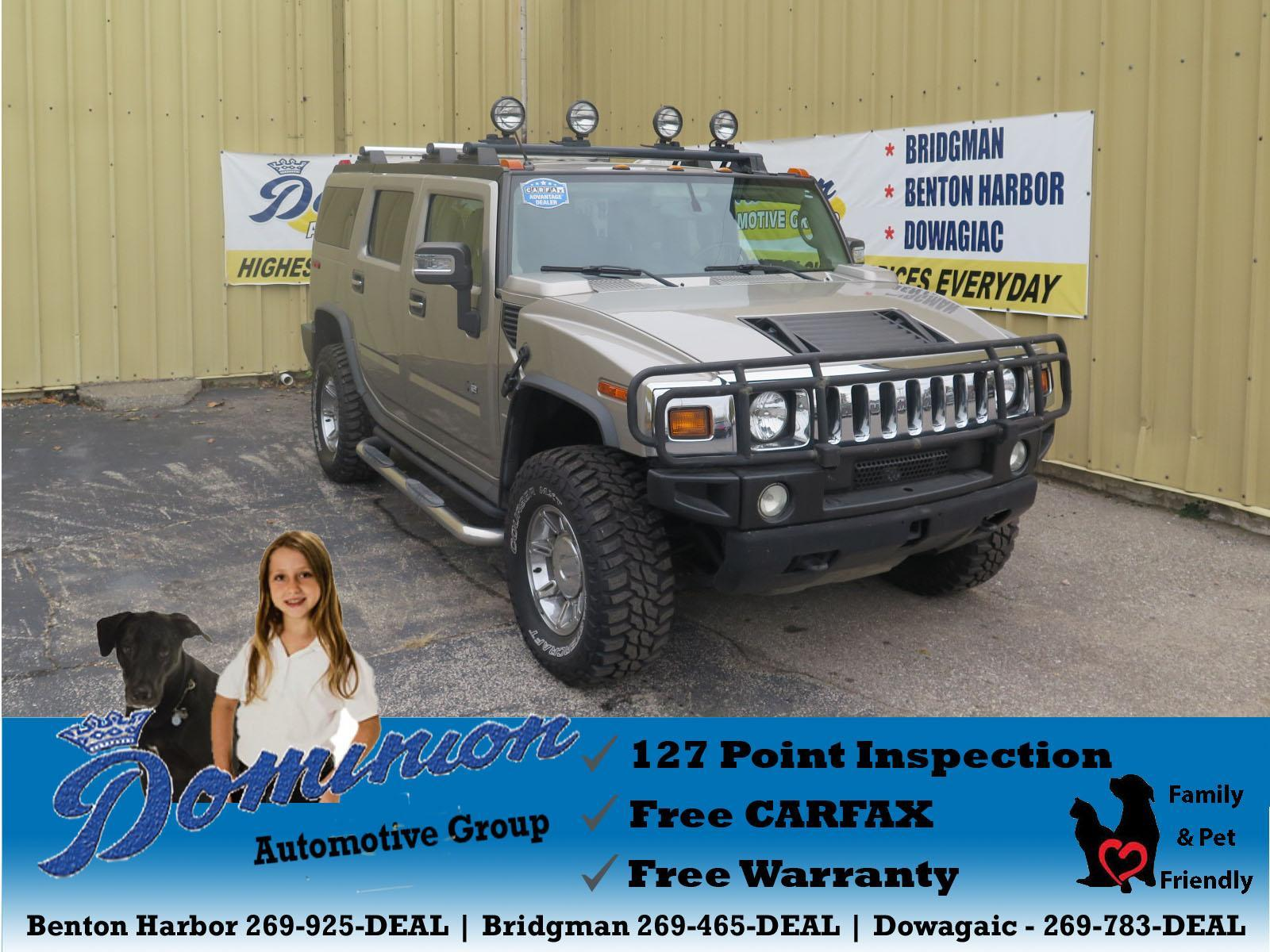 Pre-Owned 2003 HUMMER H2