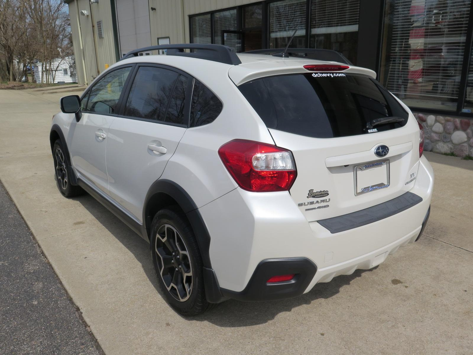 Pre-Owned 2014 Subaru XV Crosstrek Limited
