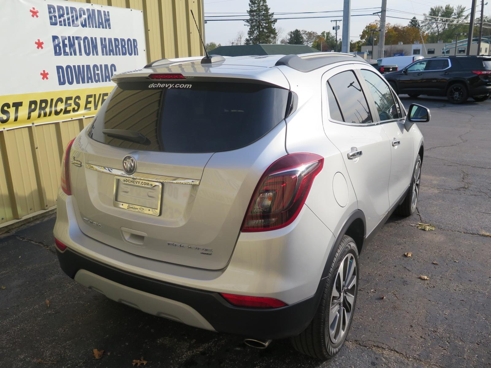 Pre-Owned 2017 Buick Encore Preferred II
