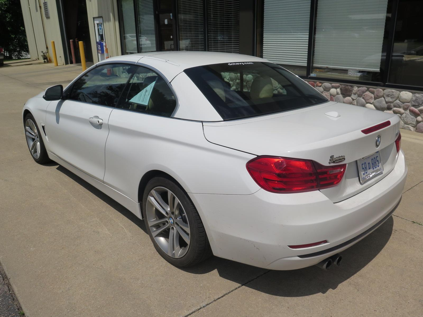 Pre Owned 2017 Bmw 430i Convertible