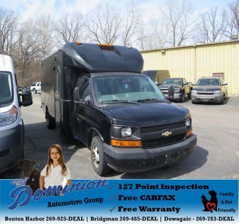 Pre-Owned 2007 Chevrolet Express Commercial Cutaway C7N DRW