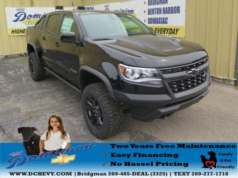 New 2018 Chevrolet Colorado 4WD ZR2