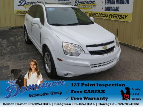 Pre-Owned 2014 Chevrolet Captiva Sport Fleet LT
