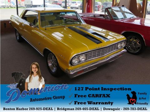 Pre-Owned 1964 Chevrolet CHEVELLE 2DR