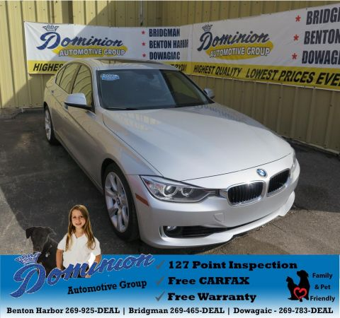 Pre-Owned 2014 BMW ActiveHybrid 3 Sedan